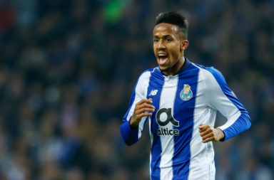 Liverpool reportedly tracked Eder Militao before his move to Porto.