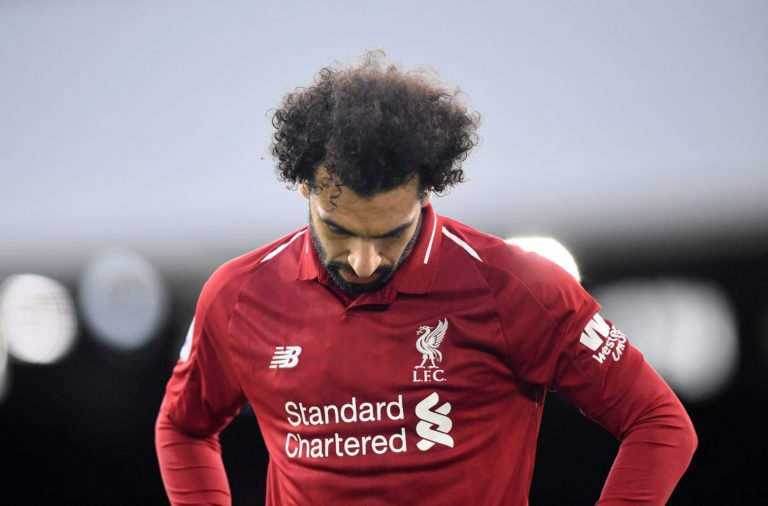 Emile Heskey says Mohamed Salah is trying too hard to score