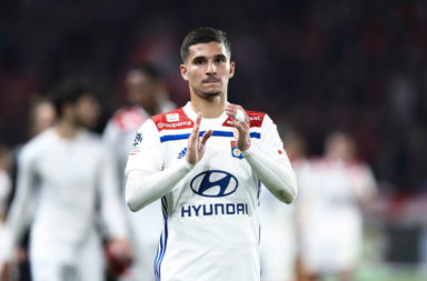 Houssem Aouar is a very talented young player.