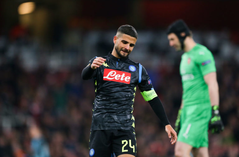 Report links Liverpool with Napoli's Lorenzo Insigne, but do they need him?