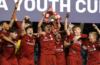 Liverpool Youth Cup 2019