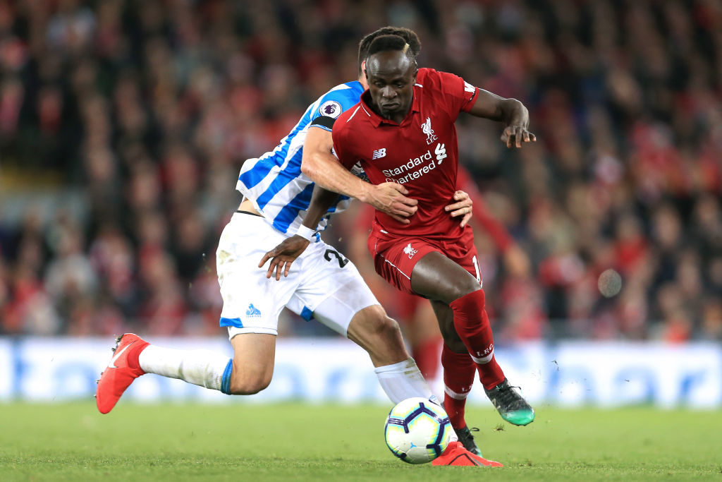 Why Sadio Mané will relish playing against Barcelona's full backs