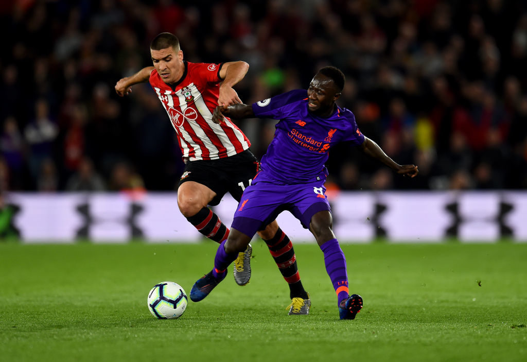 Jamie Carragher has praised Naby Keita's improvement but wants to see more from him