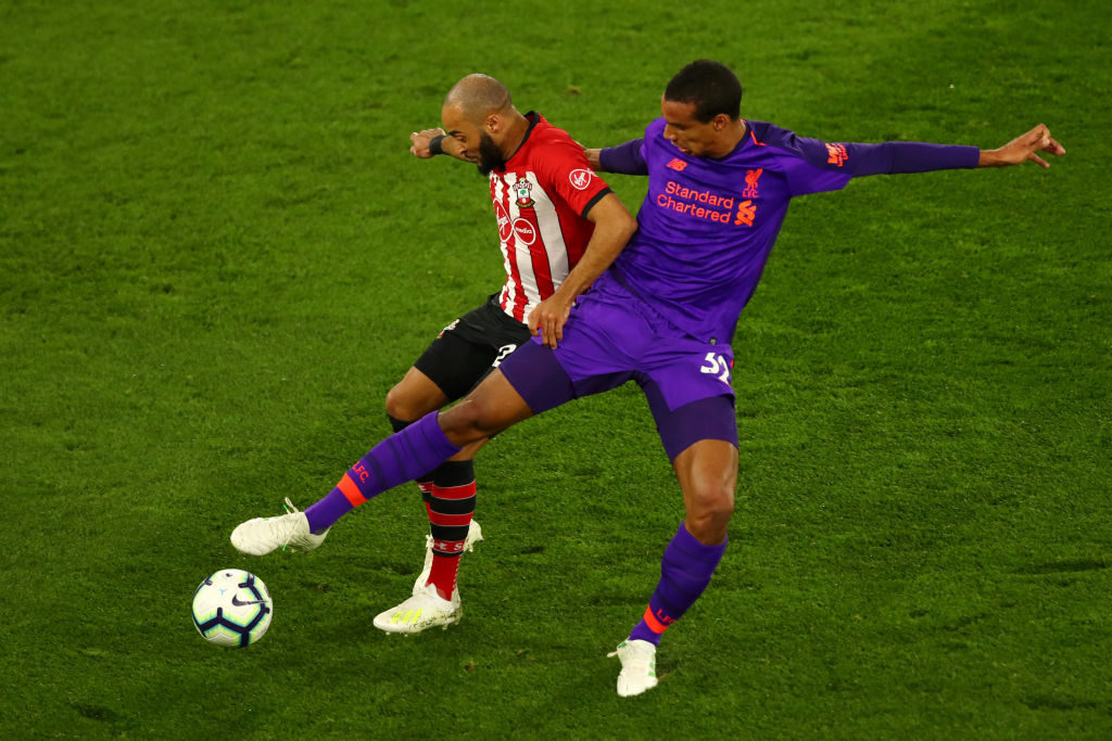 Joel Matip's form has surprised Michael Owen