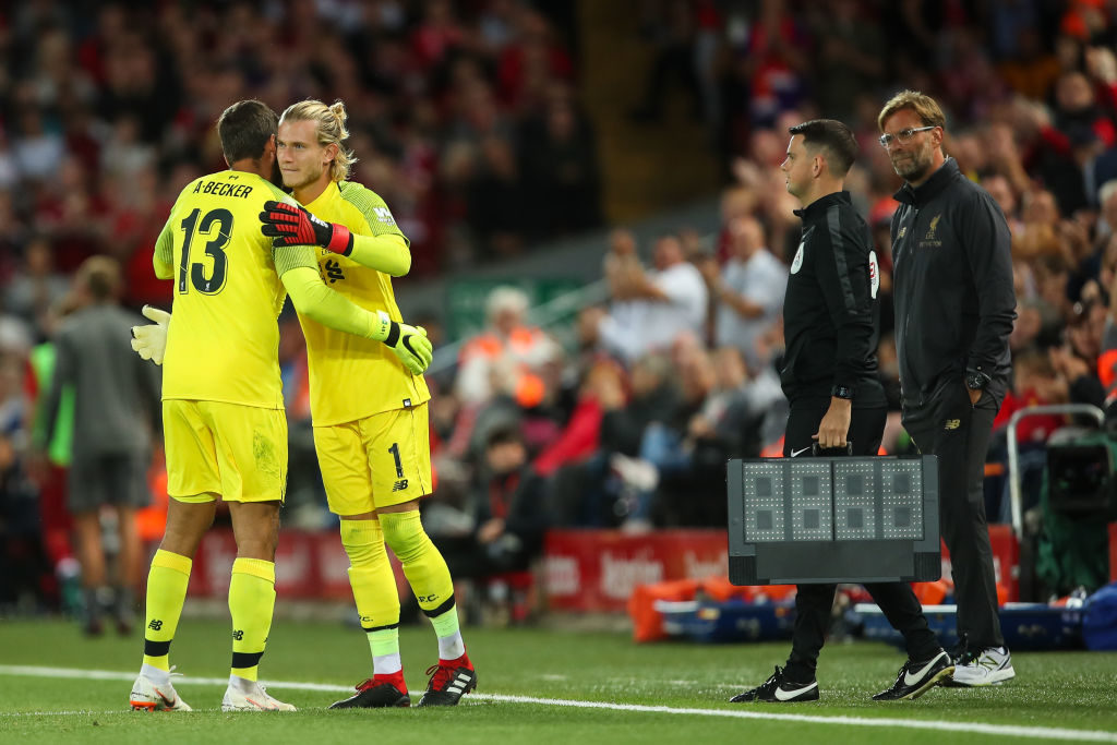 Loris Karius turns down Liverpool's invitation to Champions League final