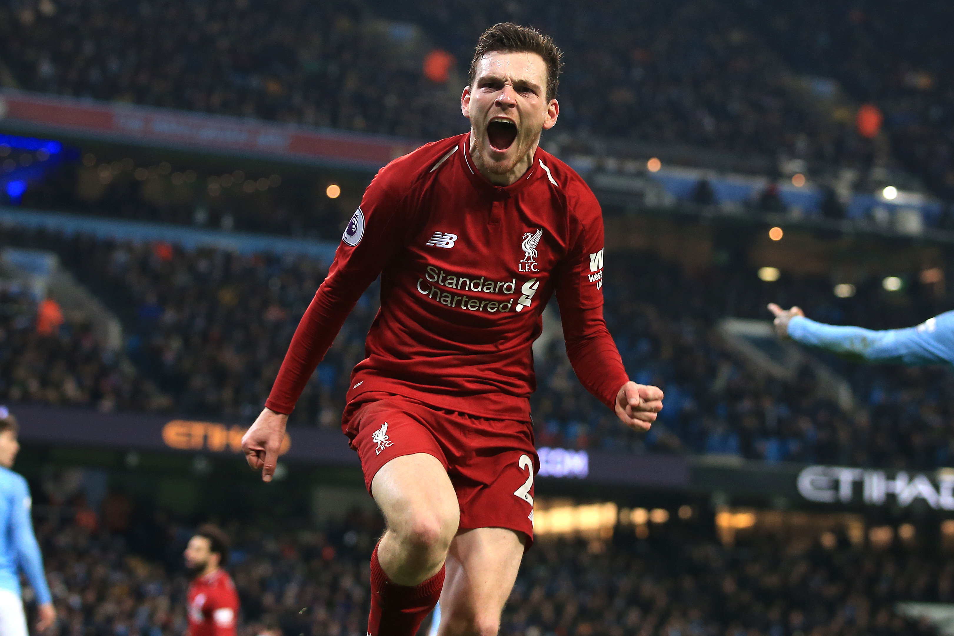 Andy Robertson.