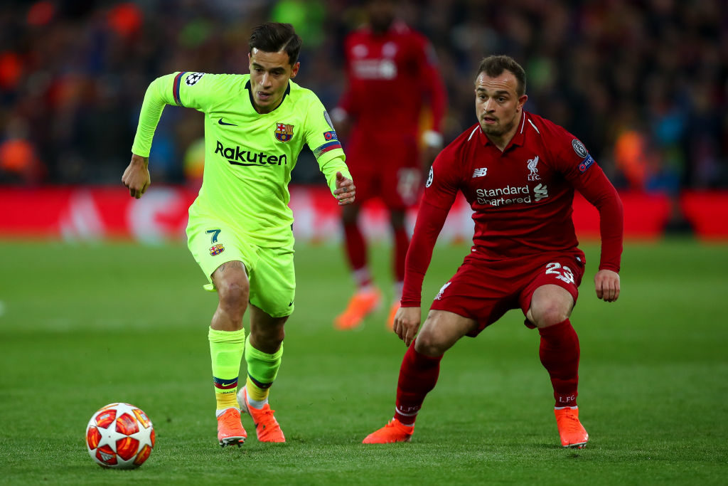 Tom Werner says Philippe Coutinho 'probably regrets' leaving Liverpool