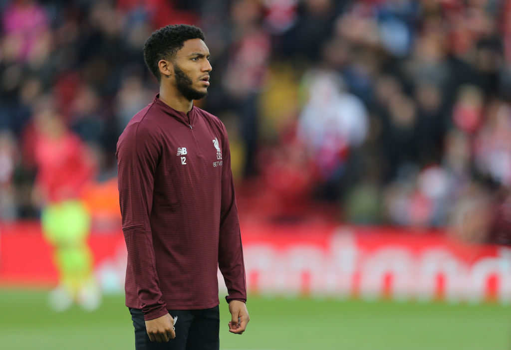 Why Liverpool need a new right-back to avoid using Joe Gomez in that position