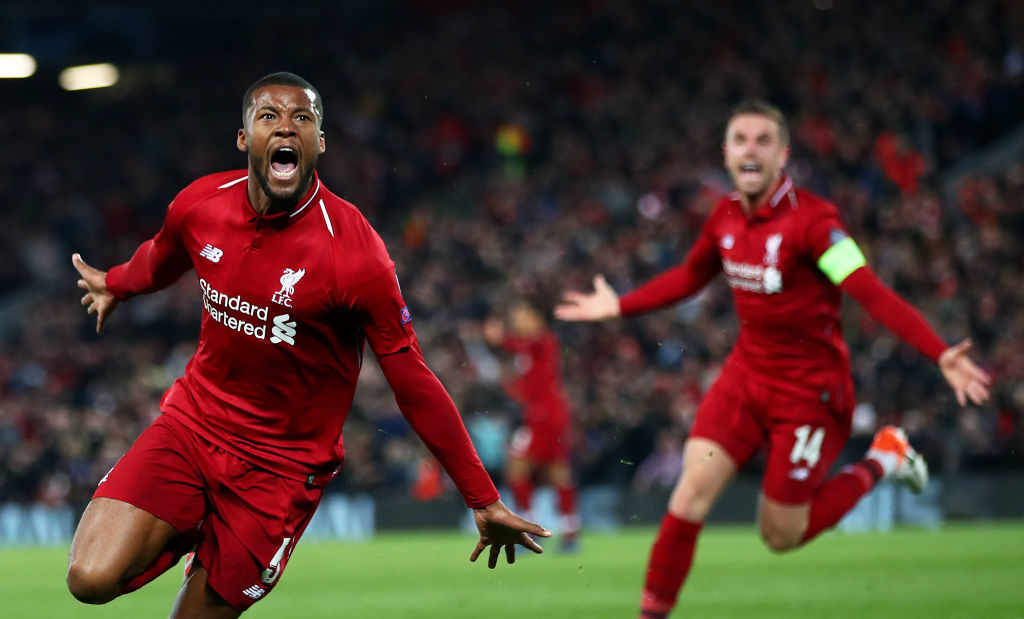 Liverpool's squad proves its worth in Barcelona triumph