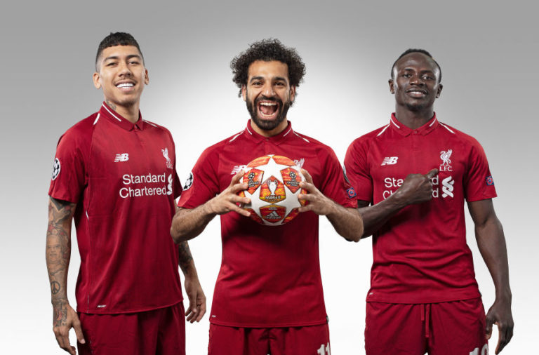 Liverpool have the most valuable attack in the world.
