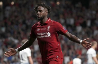 Divock Origi linked with Real Betis