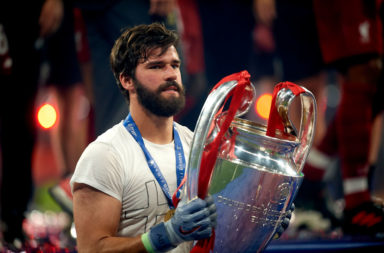 Alisson arrived in sumer 2018