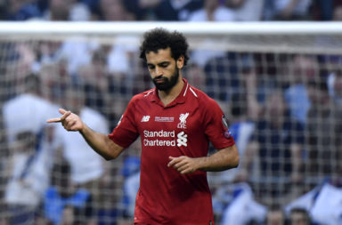 Mohamed Salah will reportedly consider his future in 2020.