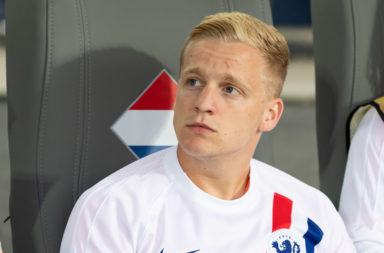 Donny van de Beek would suit Liverpool.