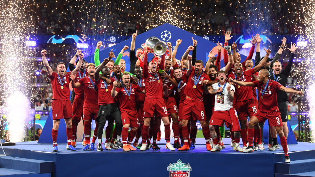 Liverpool Football Club, Champions League