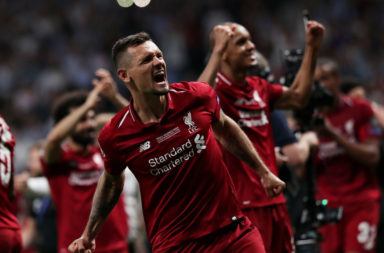Selling Dejan Lovren could make signing a left-back easier.