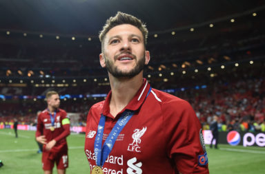 Lallana may find the 2019/20 season tough