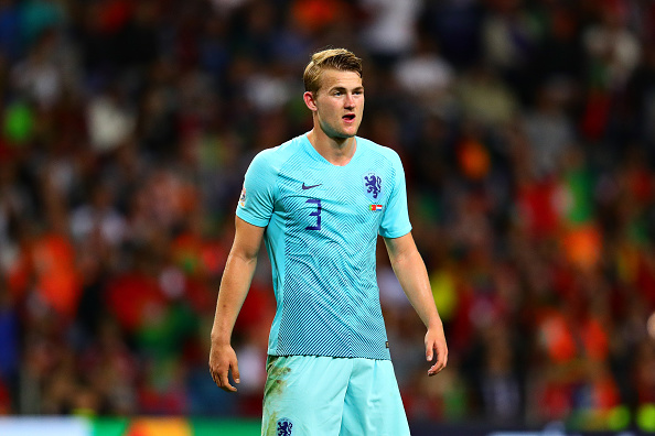 Matthijs de Ligt is the most in-demand centre-back in the world