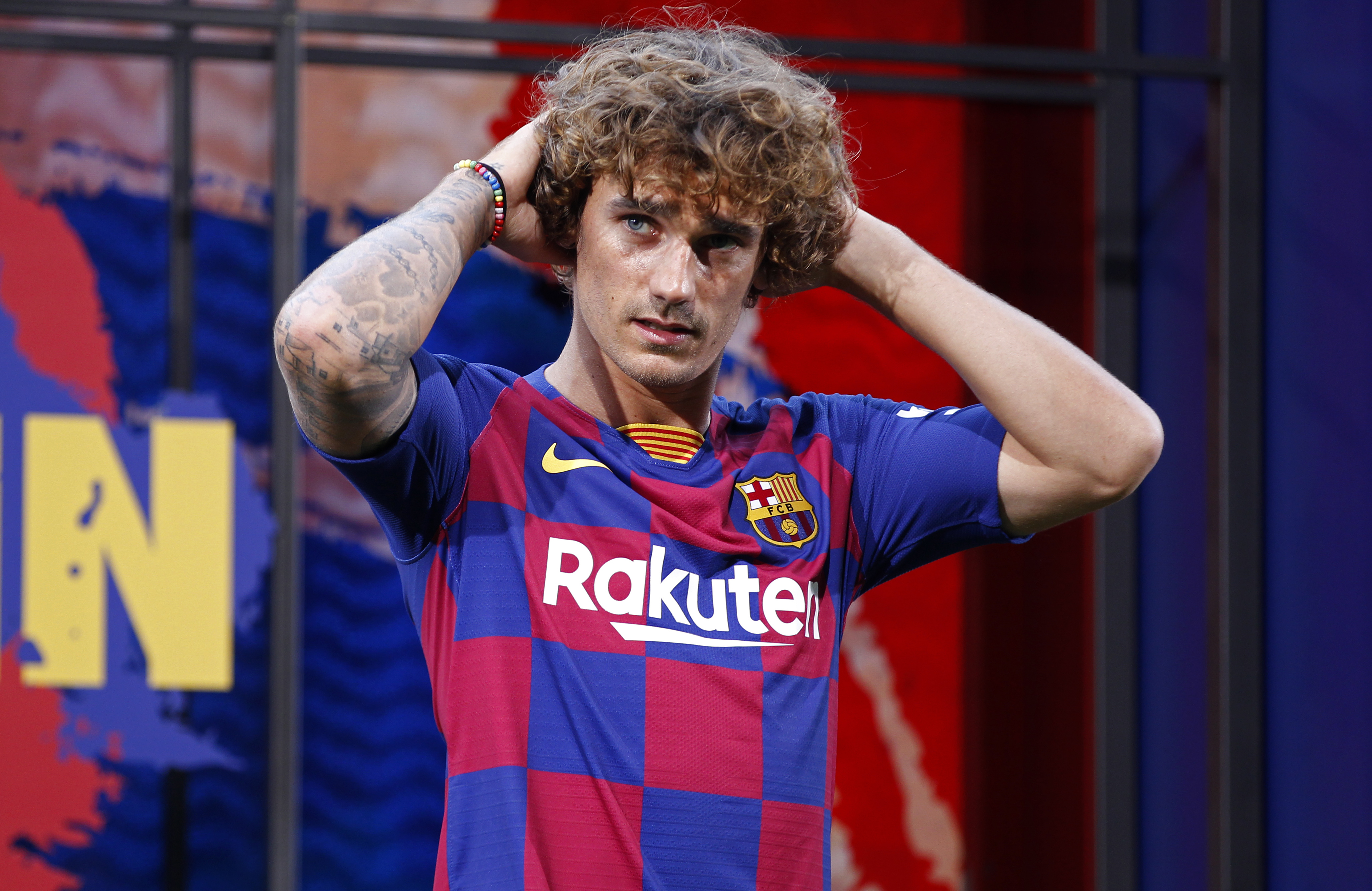 Liverpool have been linked with a move for Antoine Griezmann.