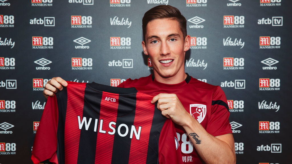 Harry Wilson joins Bouremouth