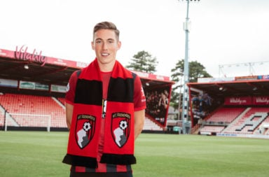 Harry Wilson joins Bournemouth