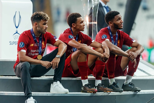 Liverpool midfielder reminds fans just what they were missing