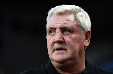 Steve Bruce has an impressive stat to bring to Liverpool v Newcastle