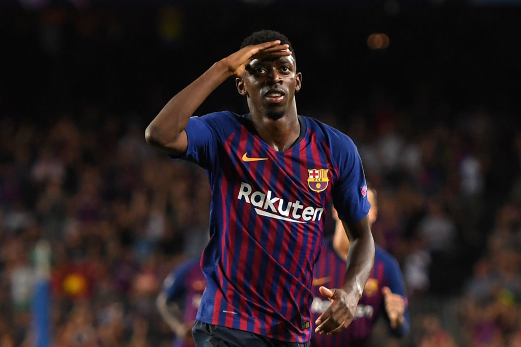 Ousmane Dembele is just too risky.