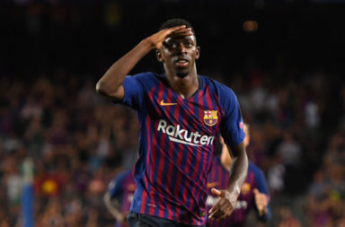 Sport has claimed that Jürgen Klopp has asked Liverpool to sign Ousmane Dembele on loan from Barcelona.