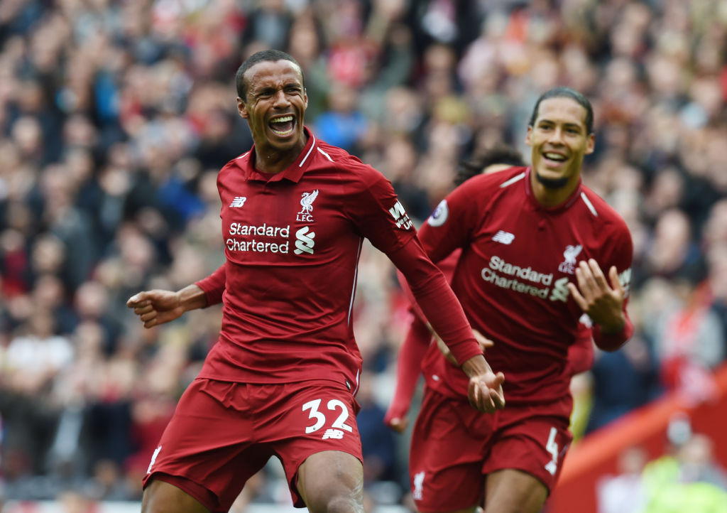 Joel Matip contract extension is great news.