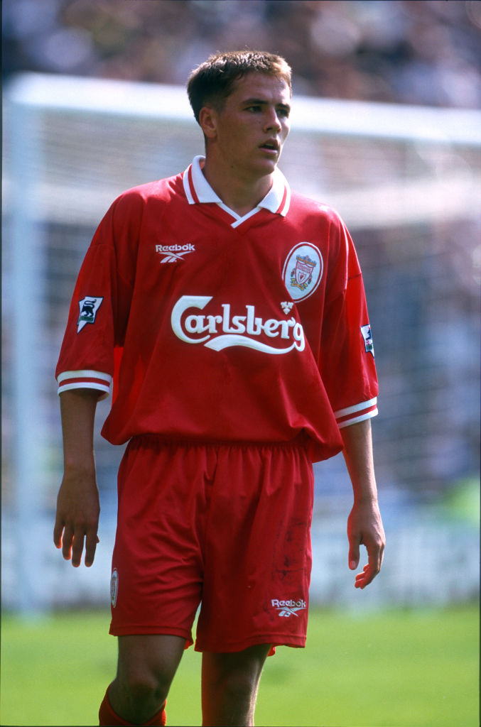 Michael Owen admits he wishes he'd returned to Liverpool.