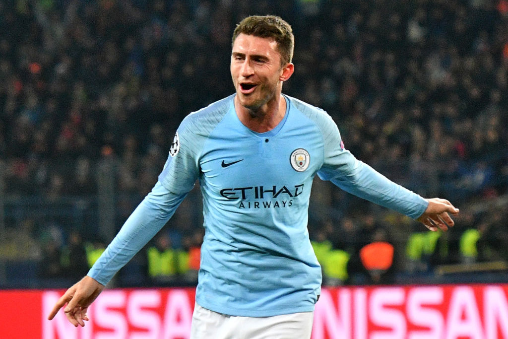 Liverpool title challenge boosted by Laporte injury.