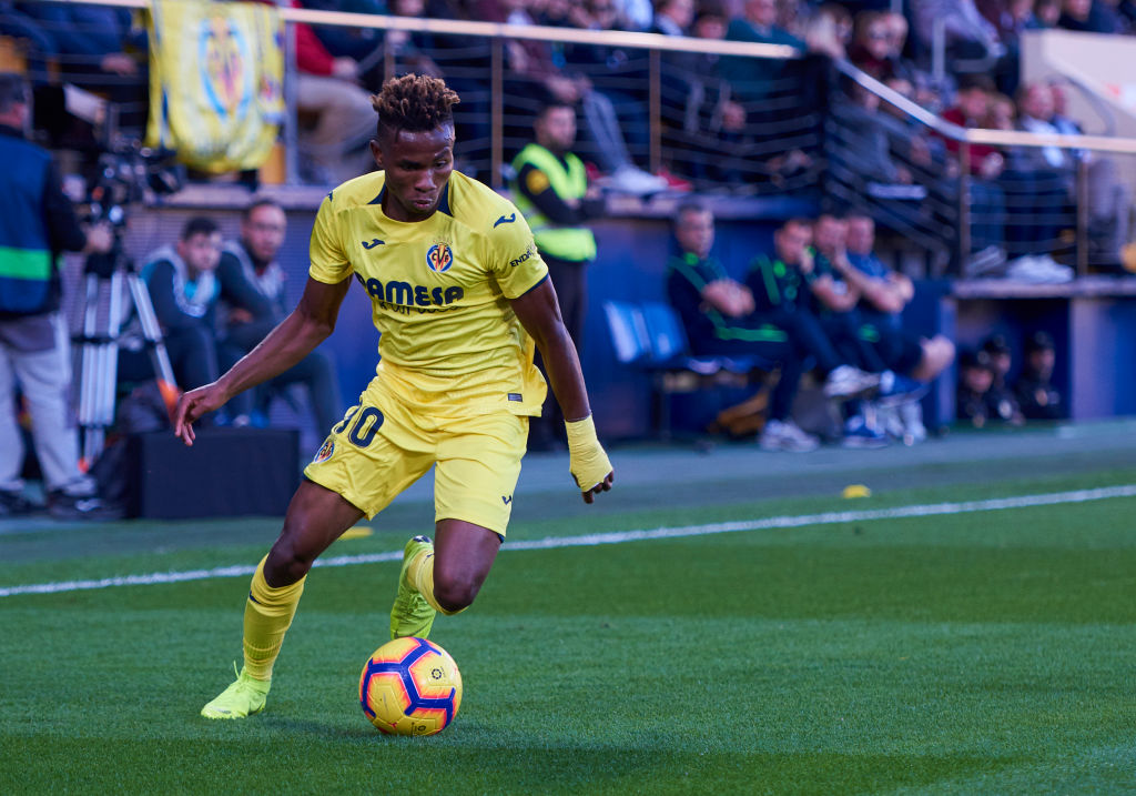 Should Liverpool bid for Chukwueze to complete an African allstar attack?