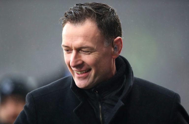 Chris Sutton has his say on the Napoli penalty.