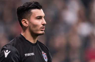Liverpool targeting goalkeeper Ugurcan Cakir is a statement of intent.