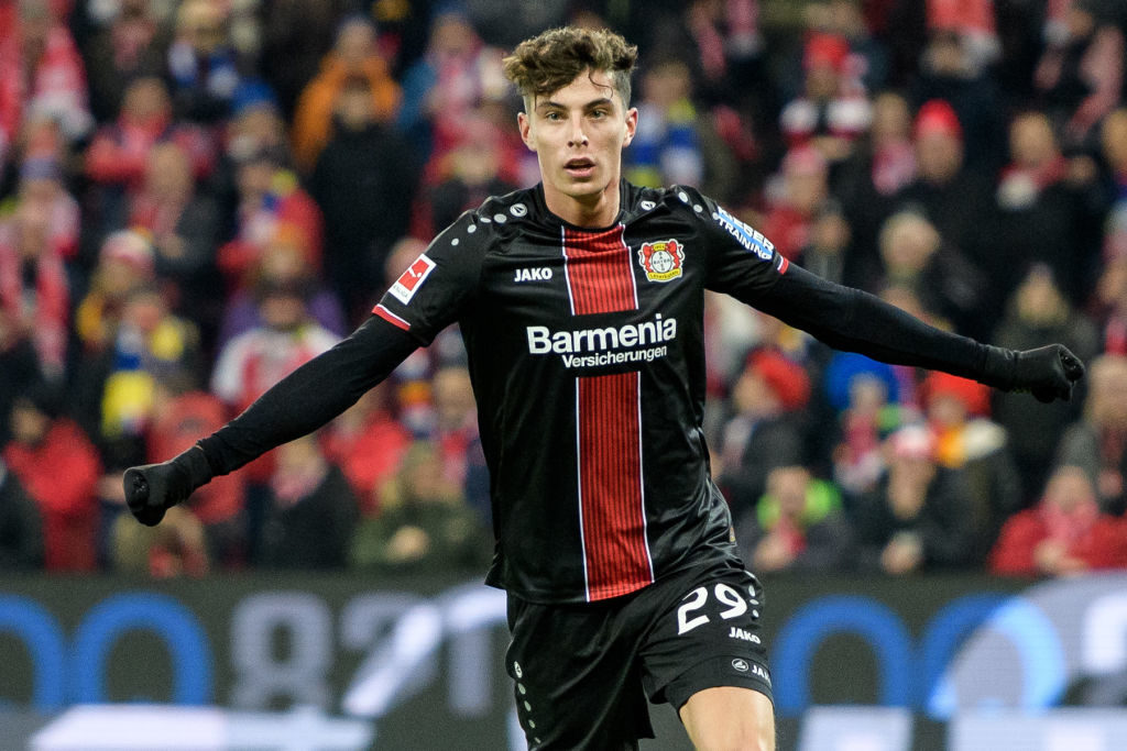 Liverpool signing Havertz would be the perfect move.