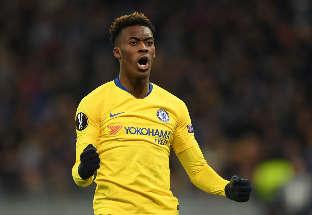 Callum Hudson-Odoi has signed an extension with Chelsea.