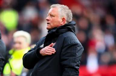 Chris Wilder has warned his team against being starry eyed.