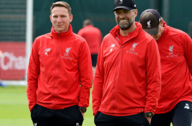 Pep Lijnders will look to the Liverpool youth this year.