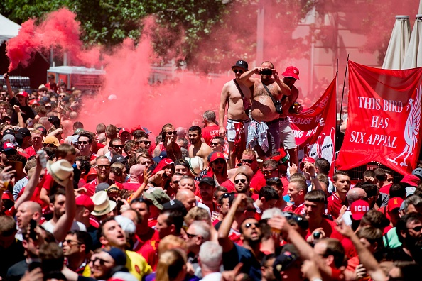 We're not English we are Scouse - Liverpool are a European side