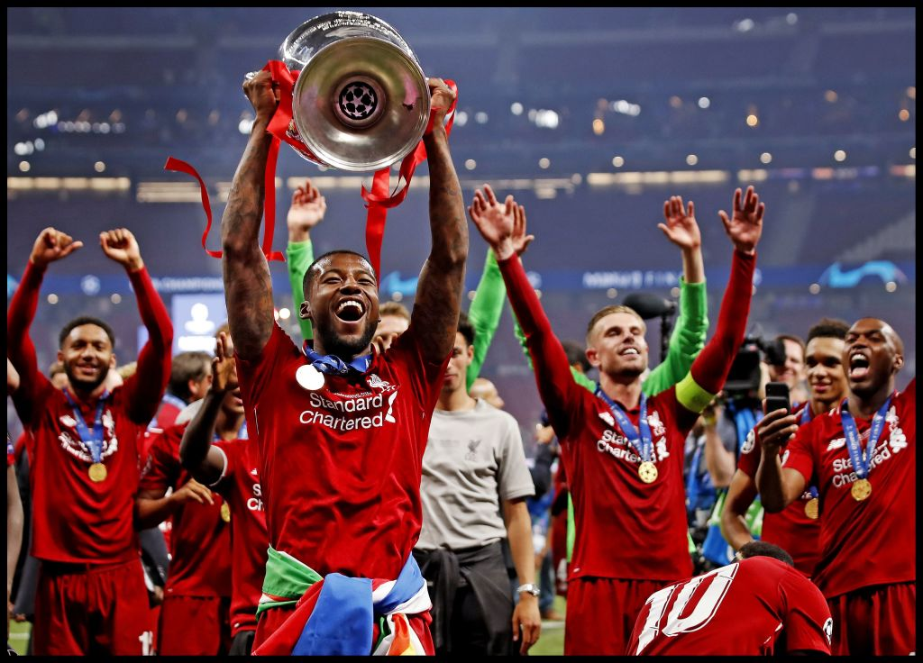 Liverpool winning the Champions League will help the Reds dominate domestically.