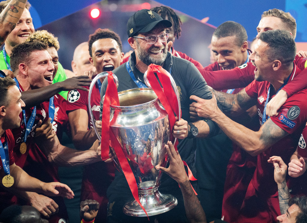 After winning the champions league, Klopp deserves the best coach award.