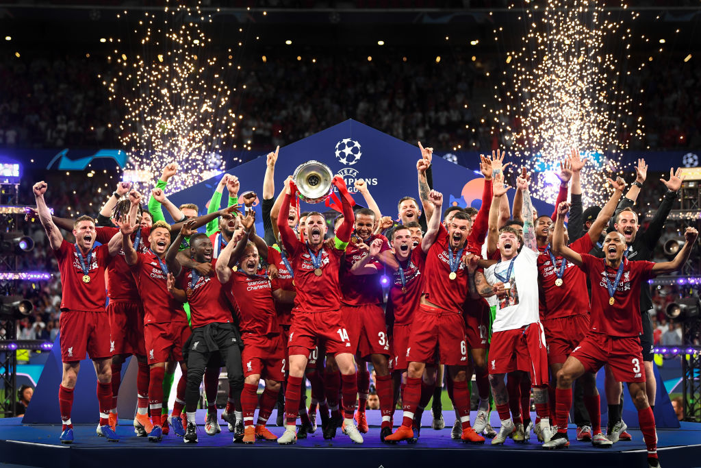 By winning the Champions League, Liverpool TV money went through the roof