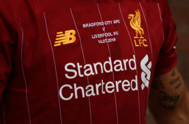 Liverpoo's Nike deal could be as vital to the club as Klopp.