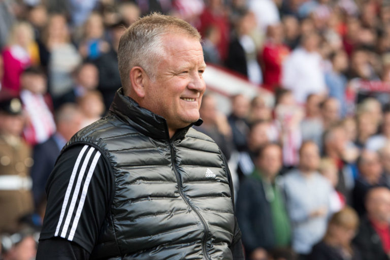 Sheffield United boss Chris Wilder explains family ties to Liverpool