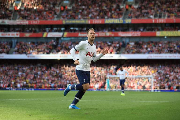 Liverpool's midfield would be complete with the signing of Christian Eriksen