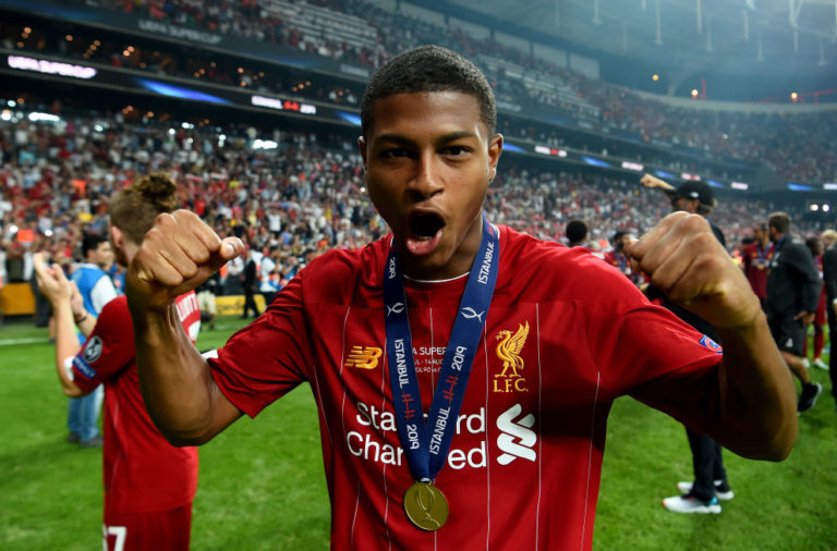 Rhian Brewster debut just around the corner.