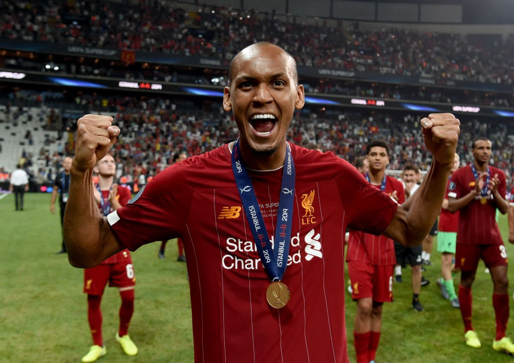 Fabinho is the best in the Premier League, how long until he is the best in the world?