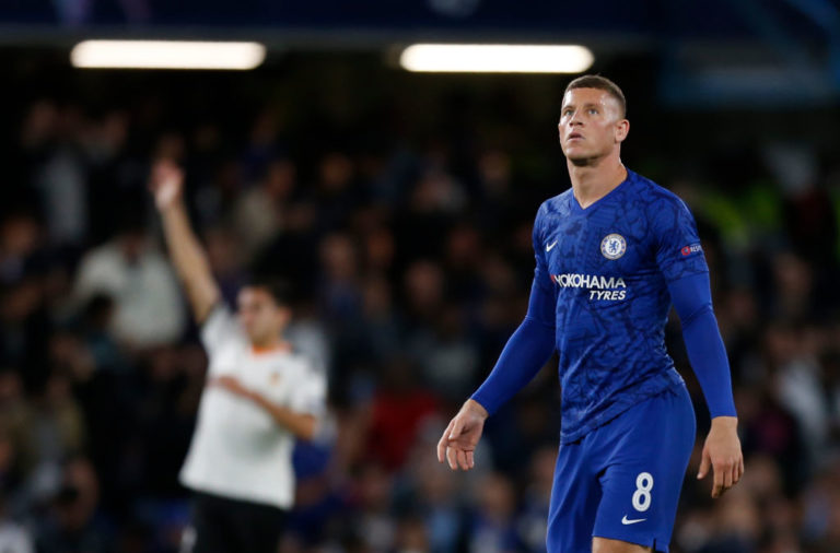 Ross Barkley set for lots of stick from travelling Liverpool fans