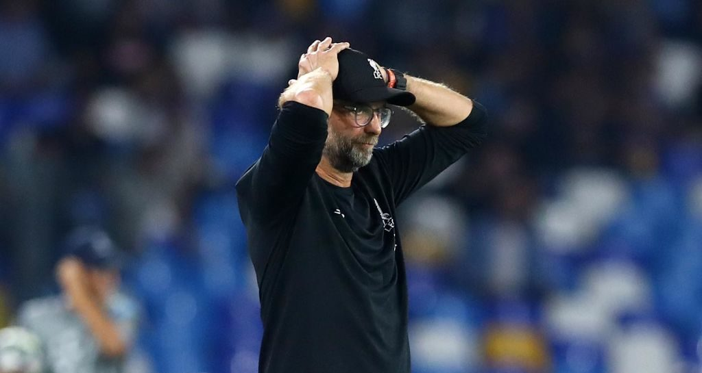 Why fans should not worry about strange Liverpool statistic after Napoli defeat